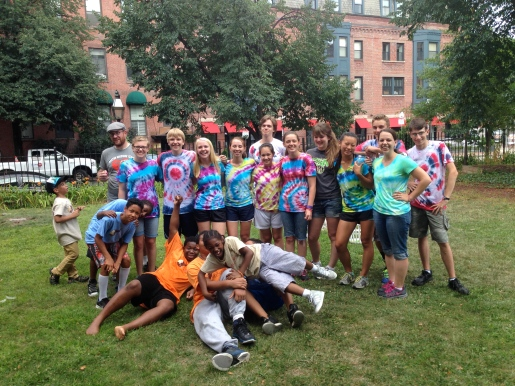 Boston Team - Tie Dye