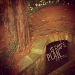 God's Plan a Mystery