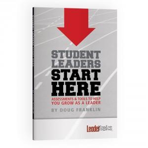 Student Leaders Start Here