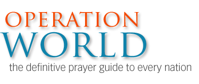 Operation World logo